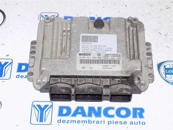 CALCULATOR MOTOR Renault Laguna-II diesel 2006 - Poza 1