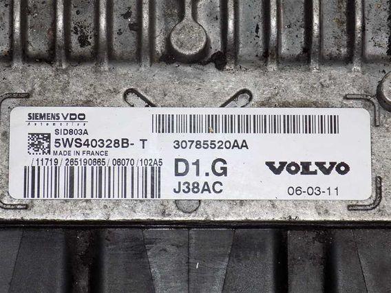 CALCULATOR MOTOR Volvo V50 diesel 2006 - Poza 3