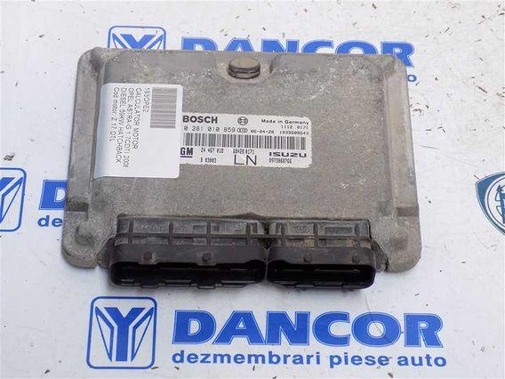 CALCULATOR MOTOR Opel Astra-G diesel 2006 - Poza 1