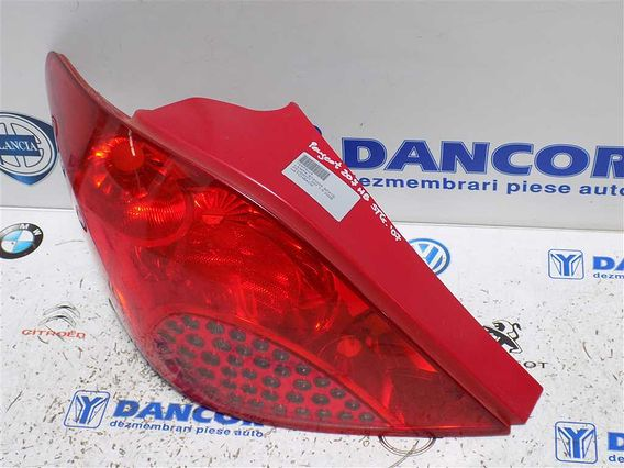 LAMPA STANGA SPATE Peugeot 207 2008 - Poza 4