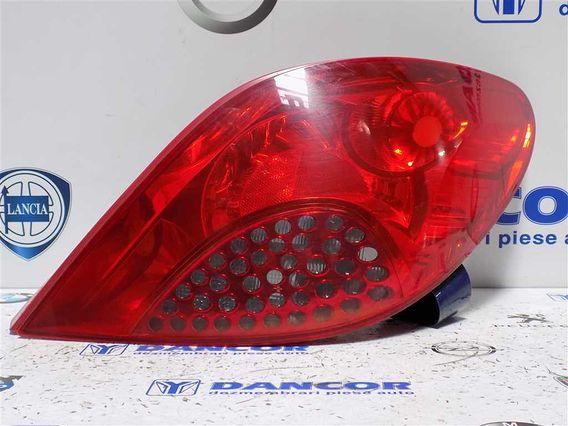 LAMPA DREAPTA SPATE Peugeot 207 2008 - Poza 4