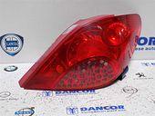 LAMPA DREAPTA SPATE Peugeot 207 2008