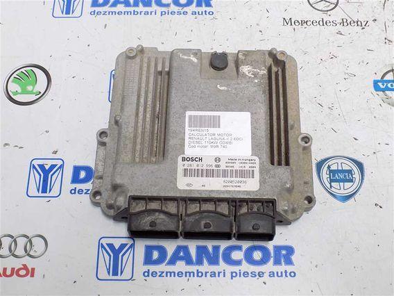 CALCULATOR MOTOR Renault Laguna-II diesel 2007 - Poza 1