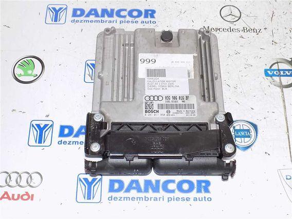CALCULATOR MOTOR Audi A6 diesel 2005 - Poza 1