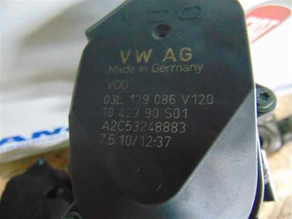 GALERIE ADMISIE Volkswagen Passat diesel 2010 - Poza 4