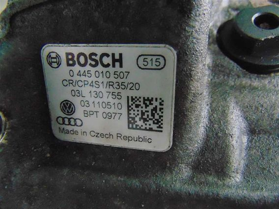 POMPA INJECTIE/INALTE Volkswagen Passat diesel 2010 - Poza 3