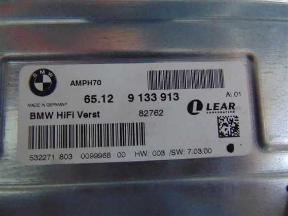 AMPLIFICATOR AUDIO BMW X5 diesel 2012 - Poza 3