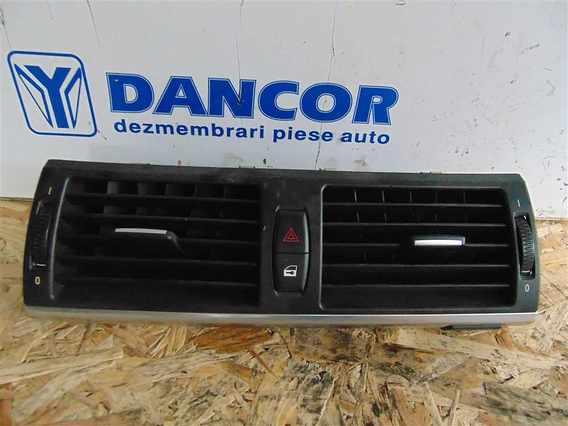GRILA VENTILATIE CENTRALA BMW X5 diesel 2012 - Poza 1