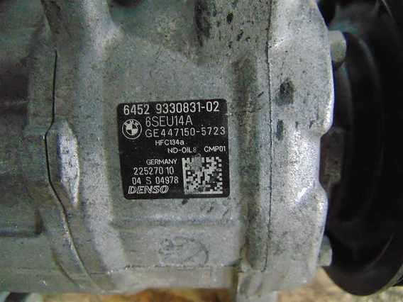 COMPRESOR  AC BMW 320 diesel 2015 - Poza 3