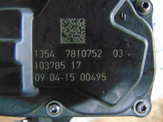 CLAPETA ACCELERATIE BMW 320 diesel 2015 - Poza 4