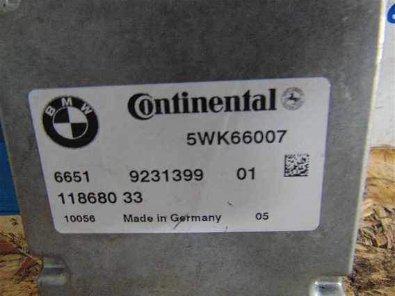 MODUL CAMERA BMW 520 diesel 2010 - Poza 2