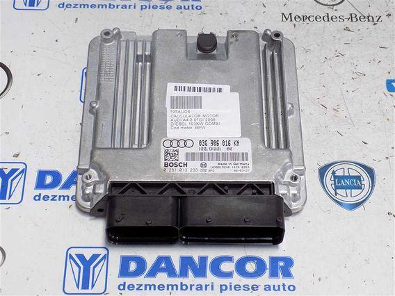 CALCULATOR MOTOR Audi A4 diesel 2006 - Poza 1