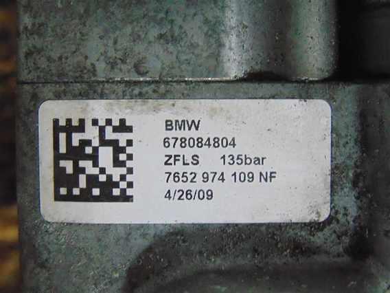 POMPA SERVO DIRECTIE MECANICA BMW 520 diesel 2009 - Poza 3
