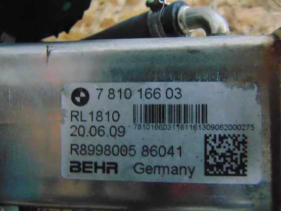 RACITOR GAZE EGR BMW 520 diesel 2009 - Poza 3