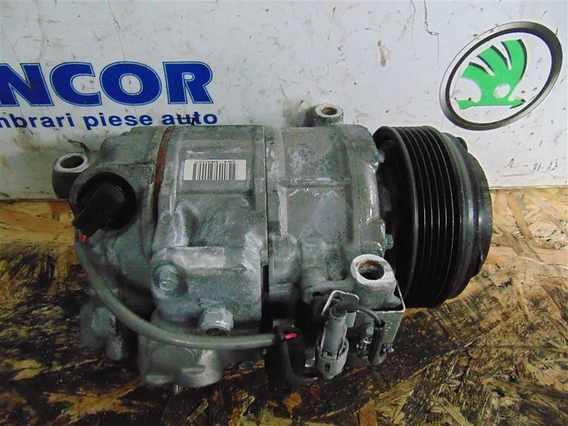 COMPRESOR  AC BMW 520 diesel 2009 - Poza 2