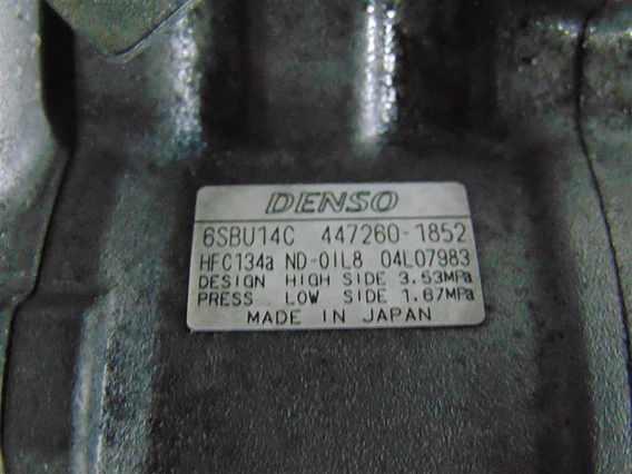 COMPRESOR  AC BMW 520 diesel 2009 - Poza 3