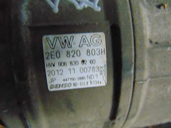 COMPRESOR  AC Volkswagen Crafter diesel -2147483648 - Poza 3