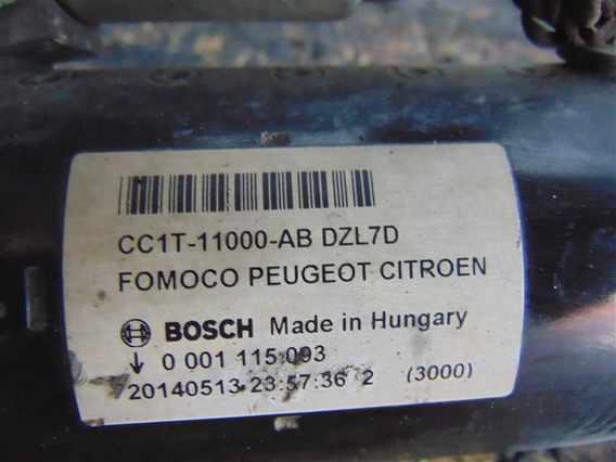 ELECTROMOTOR Peugeot Boxer diesel 2014 - Poza 3