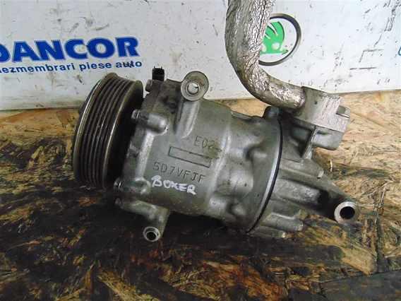 COMPRESOR  AC Peugeot Boxer diesel 2014 - Poza 1