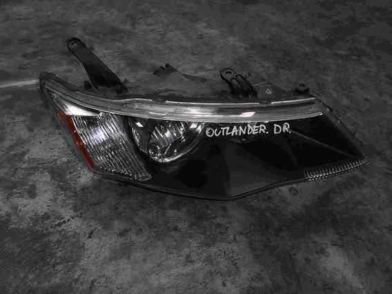 FAR DREAPTA Mitsubishi Outlander 2008 - Poza 2