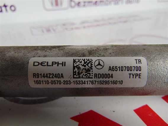 RAMPA INJECTIE Mercedes Sprinter diesel 2015 - Poza 2