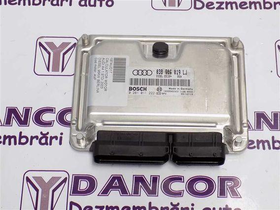 CALCULATOR MOTOR Audi A4 diesel 2003 - Poza 1