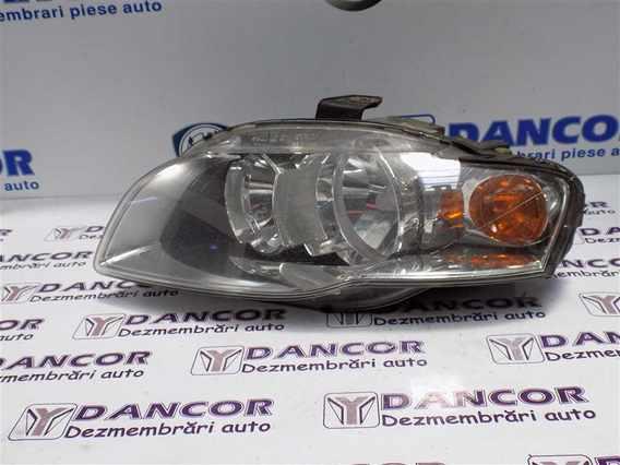 FAR STANGA Audi A4 2007 - Poza 1