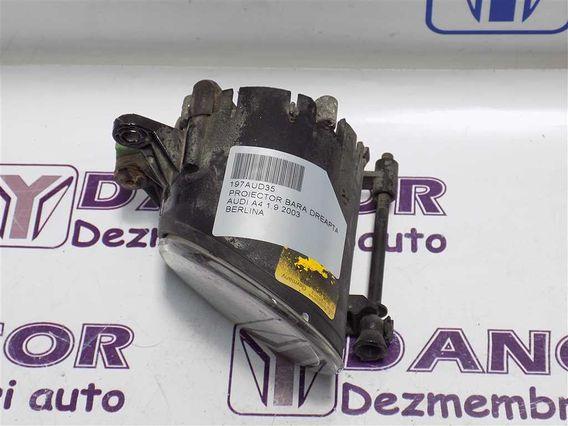 PROIECTOR BARA DREAPTA Audi A4 2003 - Poza 2