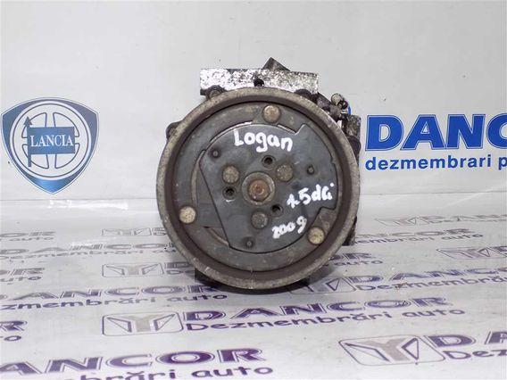 COMPRESOR  AC Dacia Logan-I diesel 2009 - Poza 3