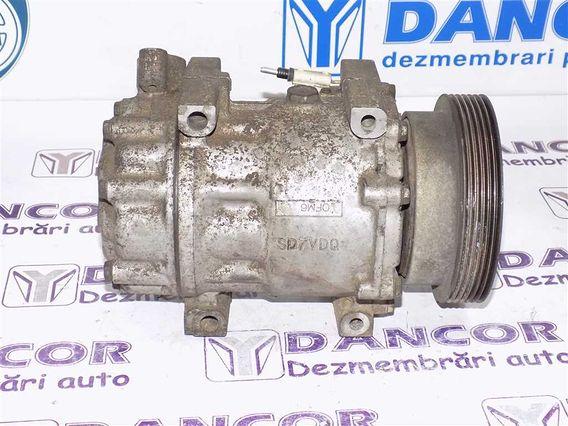 COMPRESOR  AC Dacia Logan MCV diesel 2009 - Poza 4