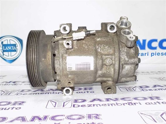 COMPRESOR  AC Dacia Logan MCV diesel 2011 - Poza 1