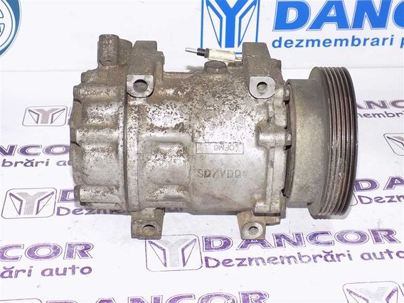 COMPRESOR  AC Dacia Logan MCV diesel 2011 - Poza 4