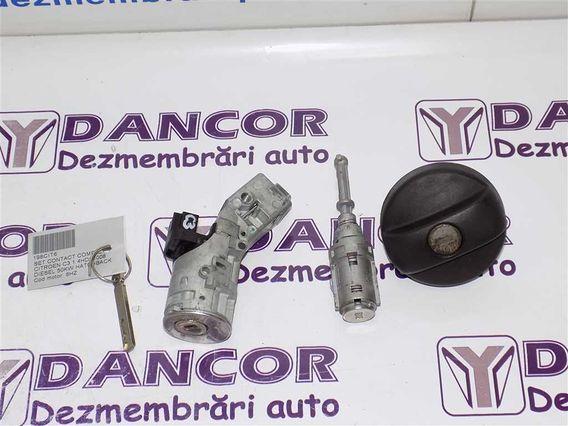SET CONTACT COMPLET Citroen C3 diesel 2008 - Poza 1
