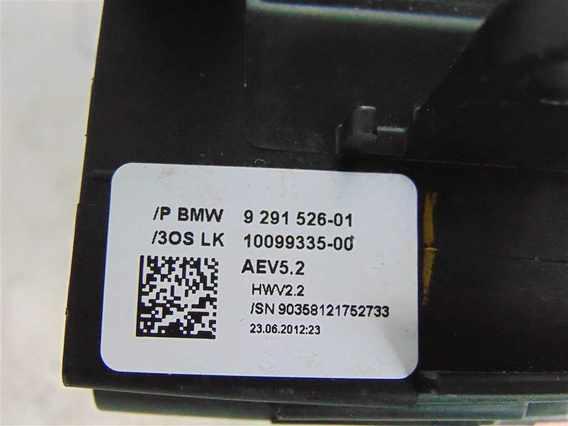 MANETA SCHIMBATOR AUTOMATA BMW X3 diesel 2012 - Poza 3