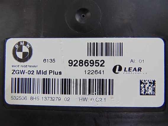 MODUL GATEWAY BMW X3 diesel 2012 - Poza 3