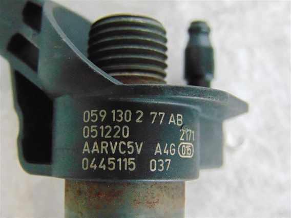 INJECTOARE Audi A4 diesel 2008 - Poza 2