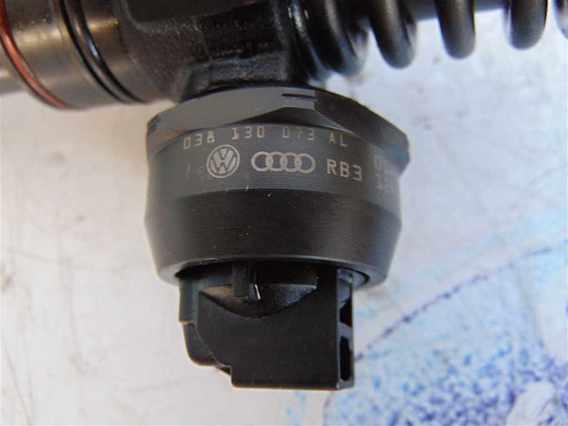 INJECTOARE Volkswagen Polo diesel 2007 - Poza 2