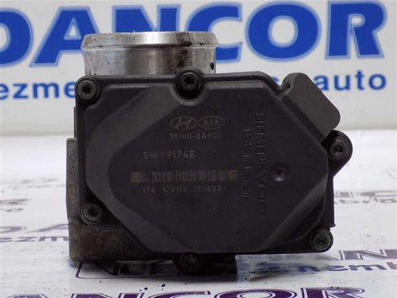 CLAPETA ACCELERATIE Hyundai i30 diesel 2014 - Poza 1