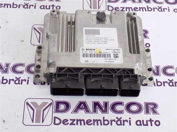 CALCULATOR MOTOR Dacia Dokker diesel 2018 - Poza 1