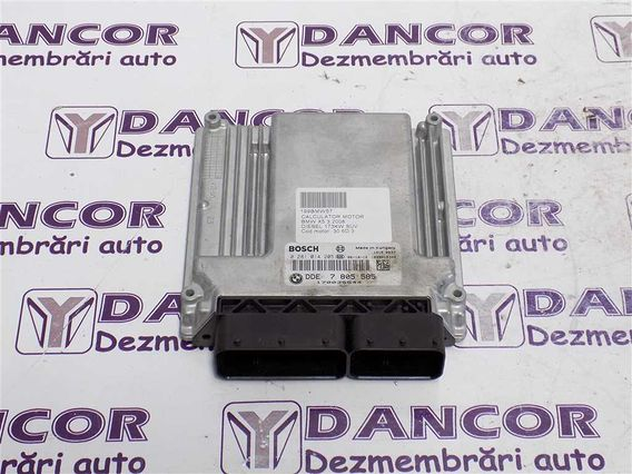 CALCULATOR MOTOR BMW X5 diesel 2008 - Poza 1