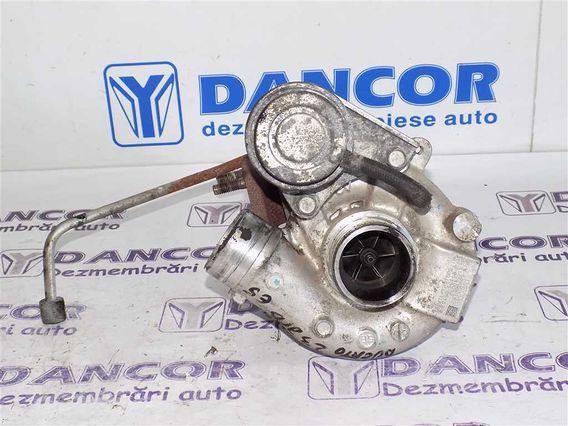 TURBOSUFLANTA Fiat Ducato diesel 2015 - Poza 4