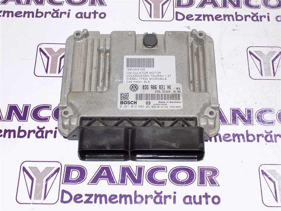 CALCULATOR MOTOR Volkswagen Touran diesel 2006 - Poza 1