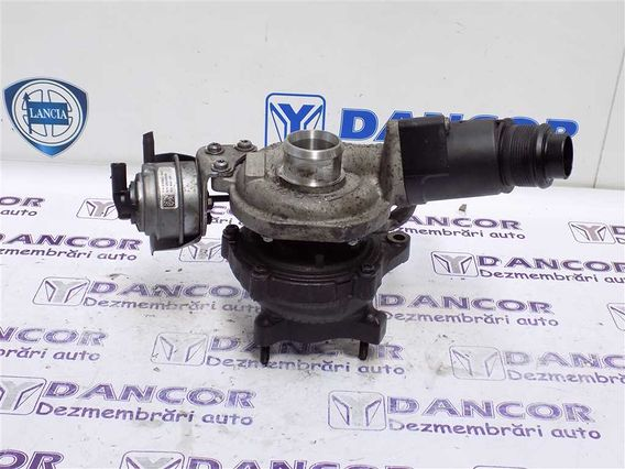 TURBOSUFLANTA Audi A6 diesel 2012 - Poza 1