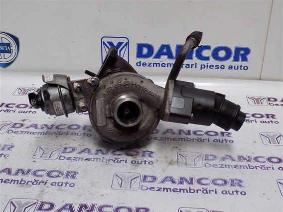 TURBOSUFLANTA Audi A6 diesel 2012 - Poza 2
