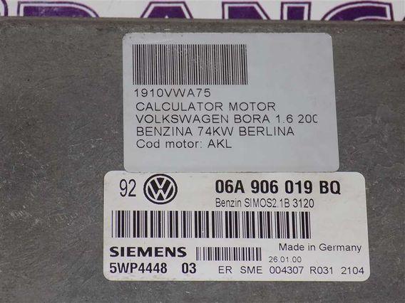 CALCULATOR MOTOR Volkswagen Bora benzina 2000 - Poza 3