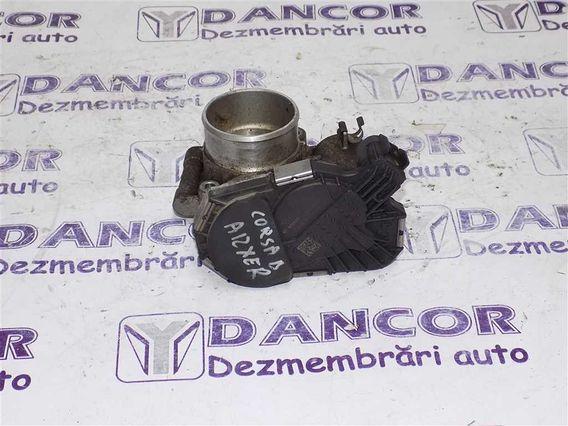 CLAPETA ACCELERATIE Opel Corsa-D benzina 2012 - Poza 1
