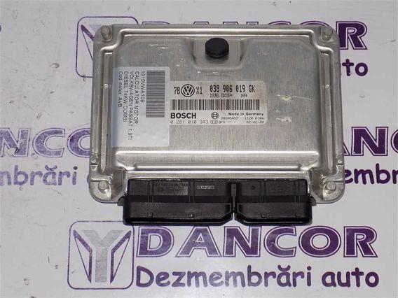 CALCULATOR MOTOR Volkswagen Passat diesel 2002 - Poza 3