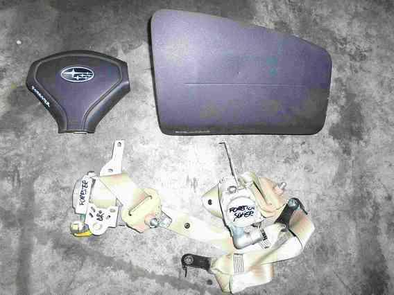 AIRBAG VOLAN Subaru Forester 2007 - Poza 1