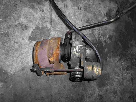 TURBOSUFLANTA Mercedes Vito diesel 1999 - Poza 1