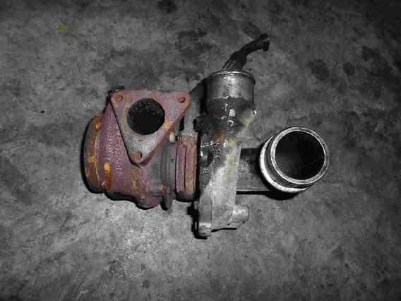 TURBOSUFLANTA Mercedes Vito diesel 2000 - Poza 1